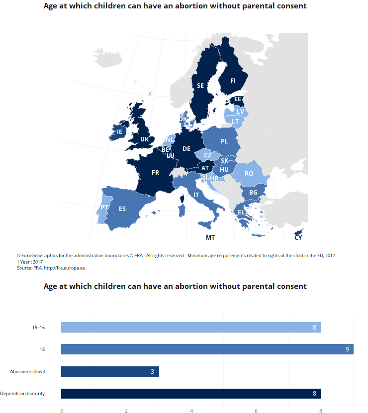 Accessing abortion services | European Union Agency for Fundamental ...