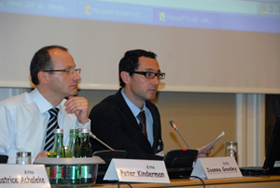 Peter Kinderman and Massimo Toschi - II Fundamental Rights Platform Meeting (5-6 May 2009)