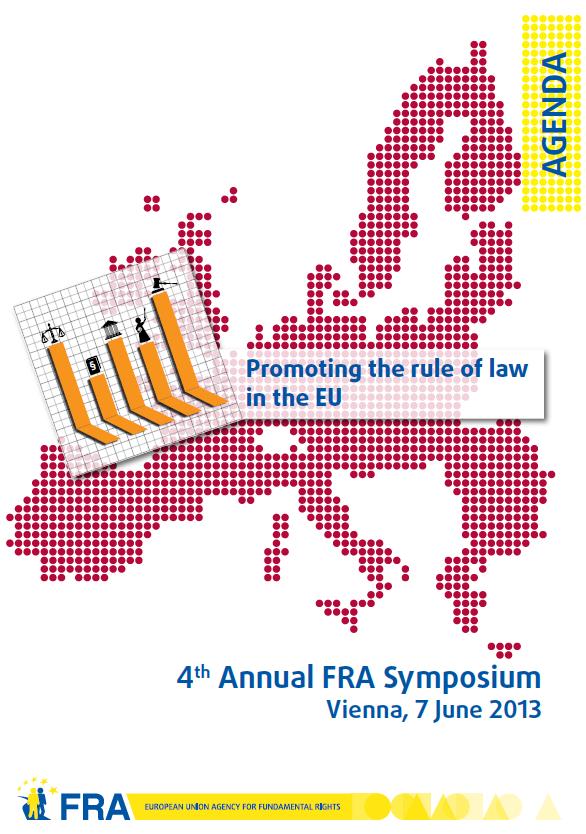 FRA Symposium 2013 poster