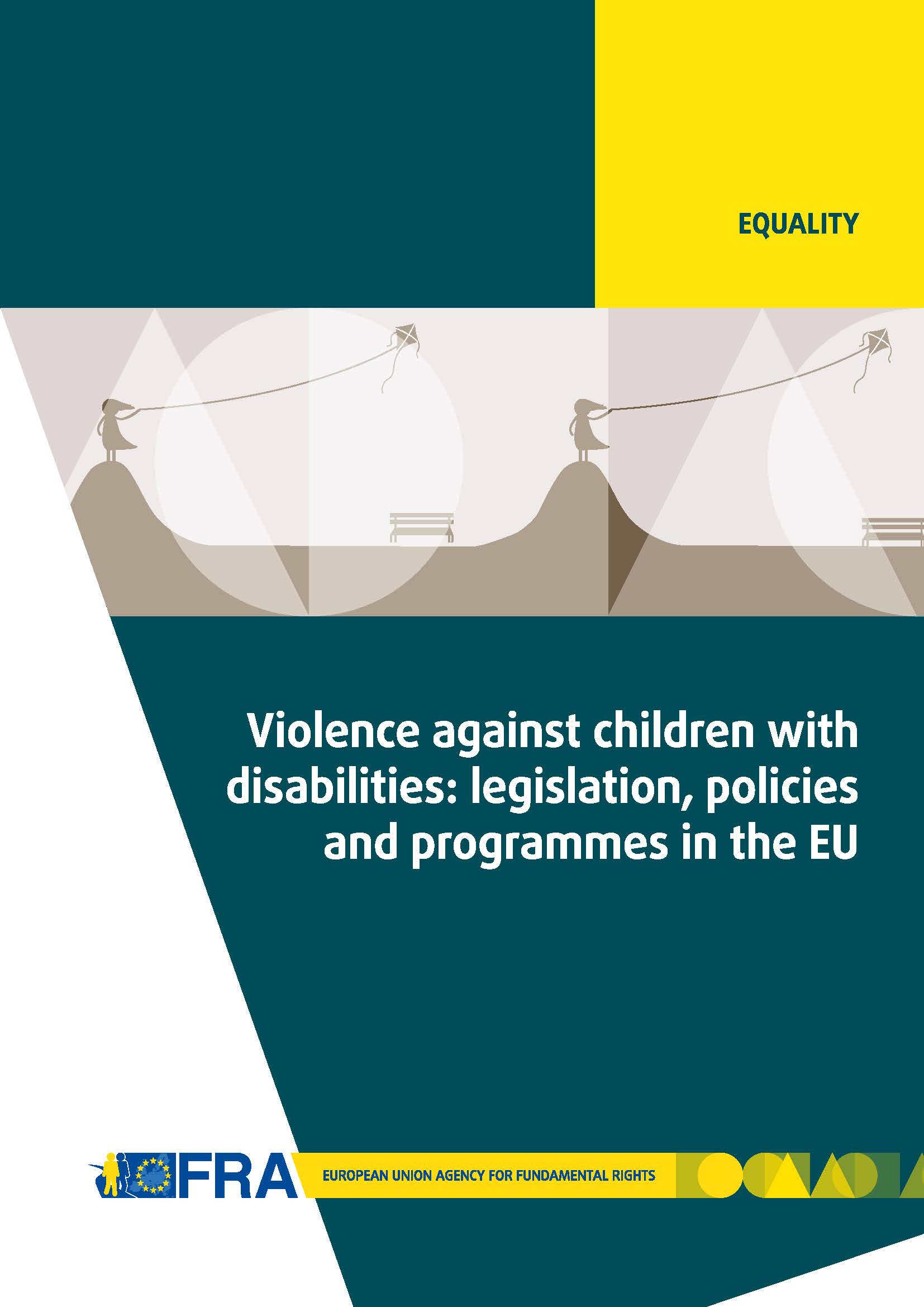 Report cover violence towards children with disabilities