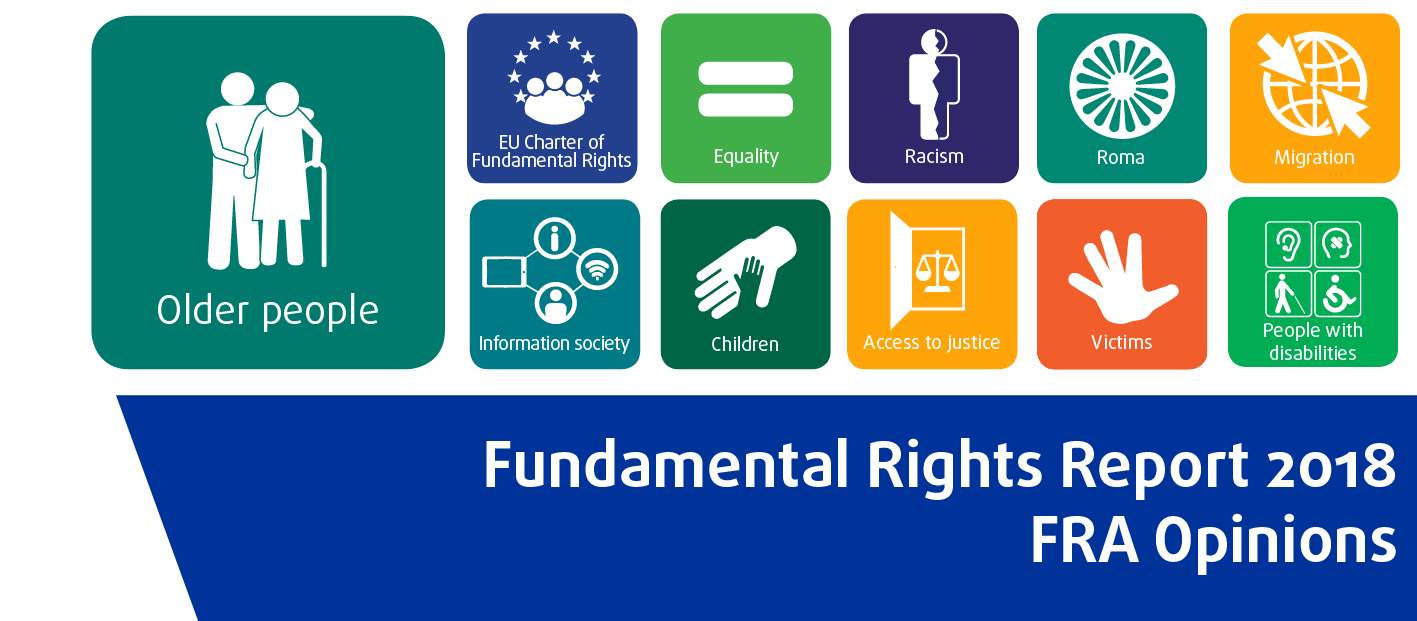 Fundamental Rights Report 2018 - FRA Opinions | European Union