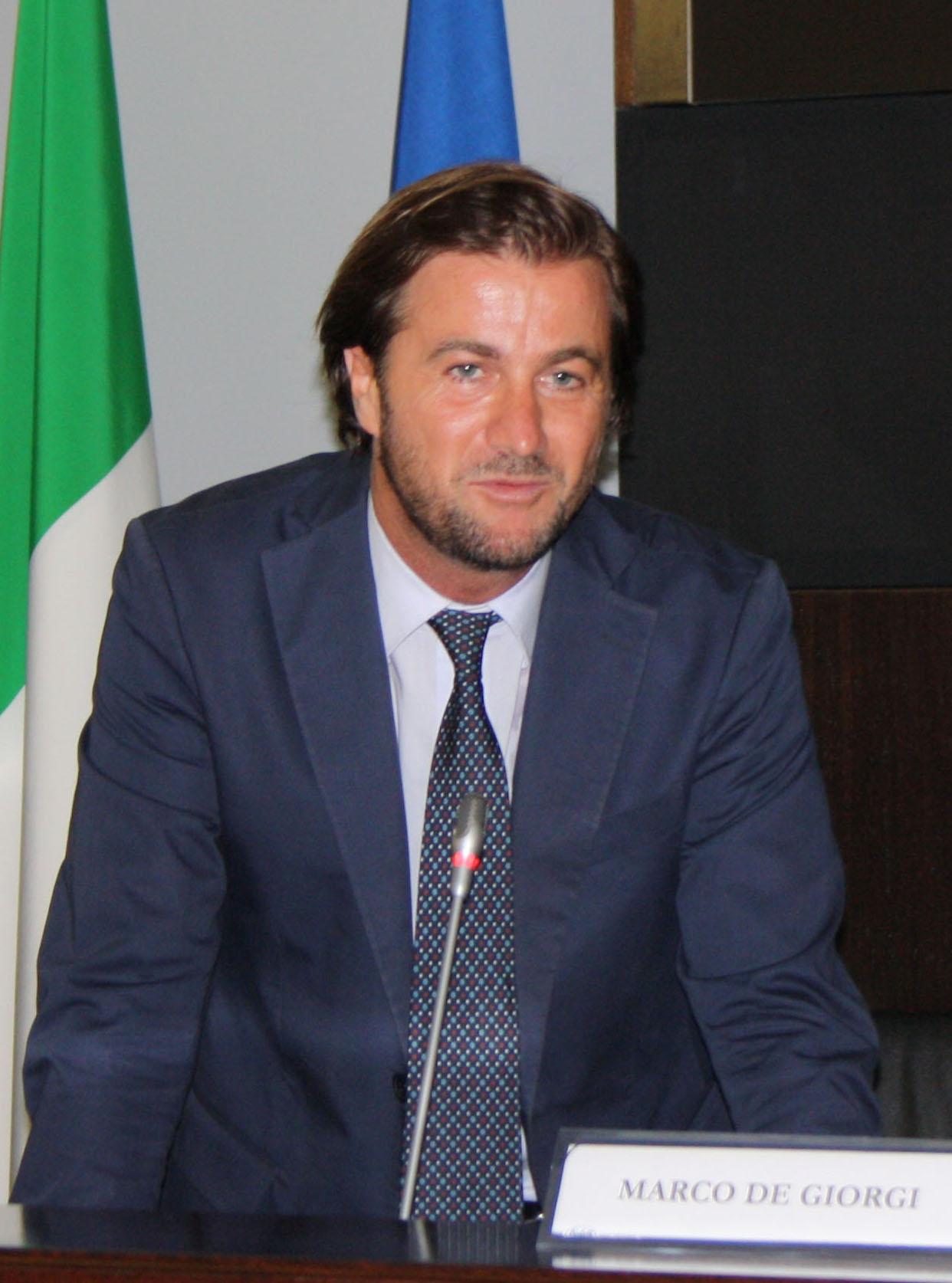 Marco De Giorgi