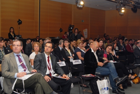 Audience at the 5th FRP meeting