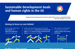 Sustainable Development Goals and human rights in the EU