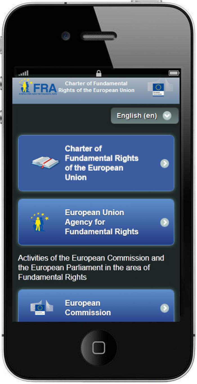 Charterpedia & EU Charter app