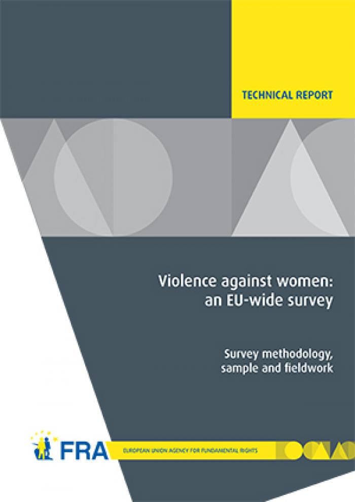 Violence Against Women: An Eu-Wide Survey - Survey Methodology