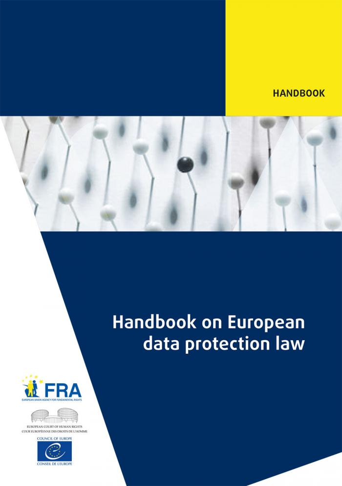 Handbook on European data protection law