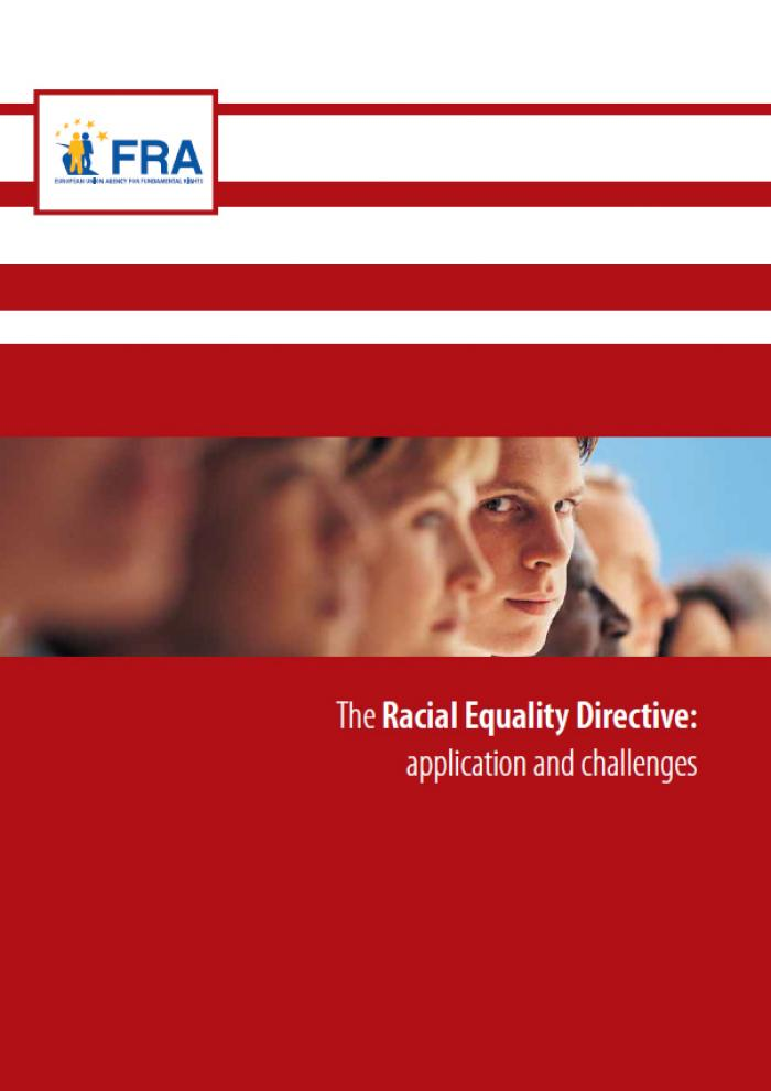 The Racial Equality Directive: application and challenges