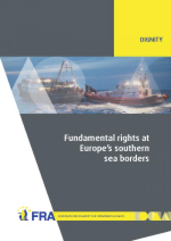 Fundamental rights at Europe's southern sea borders
