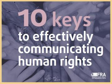 Tips on communicating human rights effectively
