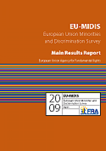 EU-MIDIS Main Results Report