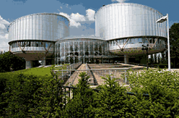 Human Rights Building (ECHR). Copyright Council of Europe.