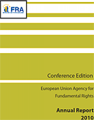 Cover of the 2010 Annual Report