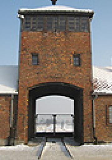 Picture of Auschwitz Concentration Camp