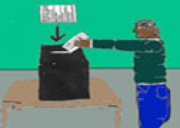 clip art - right to vote