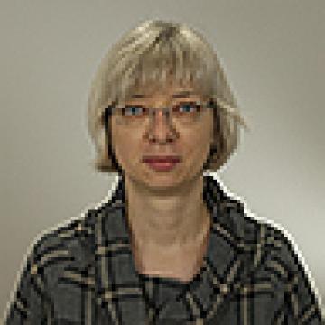 Vida Beresneviciute  (PhD)