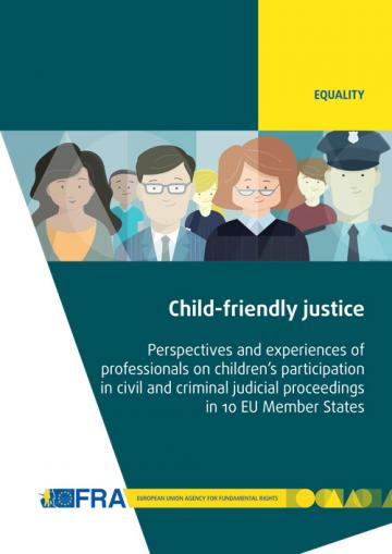819e0b8dd Child-friendly justice – Perspectives and experiences of professionals on  children s participation in civil and