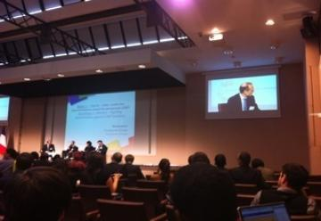 Conference on the rights of LGBT, Paris.