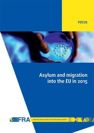Asile et migration vers l'UE en 2015