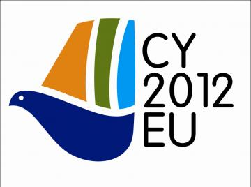 Logo of the Cyprus Presidency of the Council of the European Union