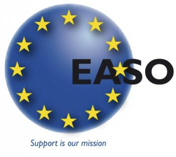 Logo of the European Asylum Support Office