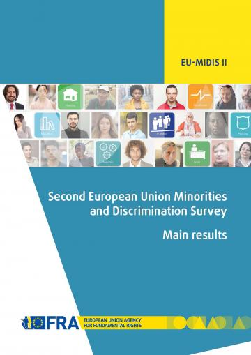 Second European Union Minorities and Discrimination Survey - Main results