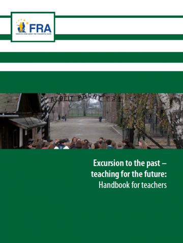 Cover of the handbook for teachers