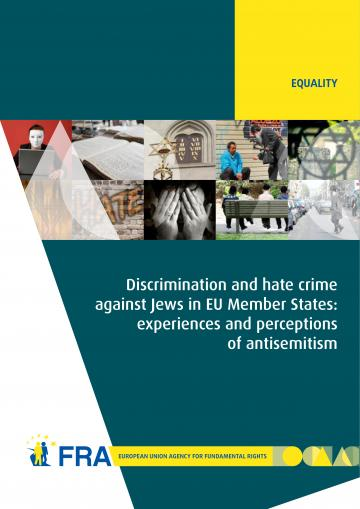 an introduction to the prejudice toward european jews The persecution of the jewish people in the the most skilful tradesmen in all of europe of the fire and were baptised christians against their mother and.