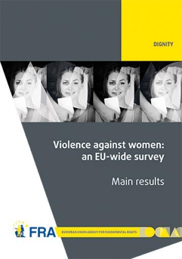 violence against women an eu wide survey main results report