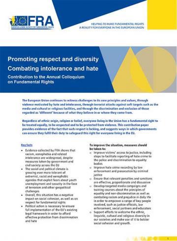 ethical principles promoting anti discrimination