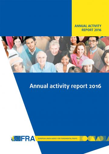 Annual activity report 2016