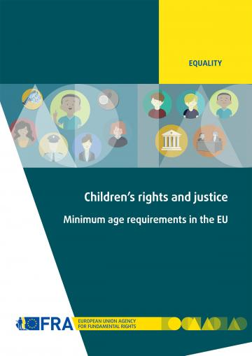 Children's rights and justice – Minimum age requirements in the EU