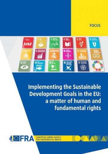 Mise en œuvre des objectifs de développement durable dans l'UE : une question de droits de l'homme et de droits fondamentaux