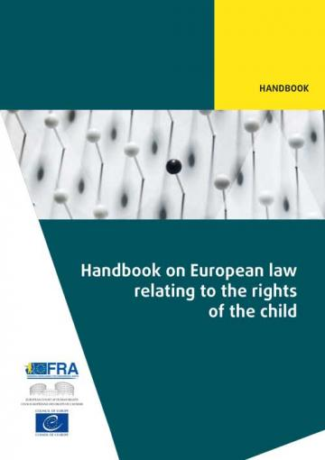 Manuel de droit européen en matière des droits de l'enfant
