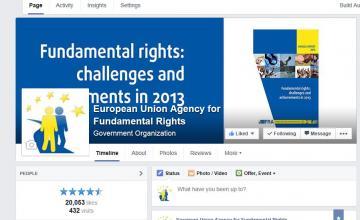FRA Facebook page