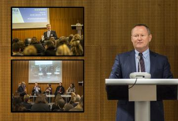FRA Director and panellists discuss effective rights communication