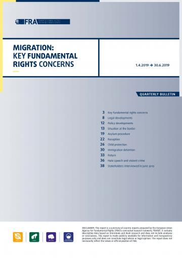 European Union Agency for Fundamental Rights | Helping to make