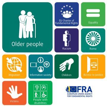 Les droits fondamentaux des personnes âgées  doivent être mieux protégés