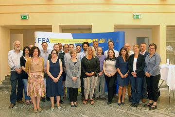 FRA discussed engaging men in combating violence against women on 17 June 2014