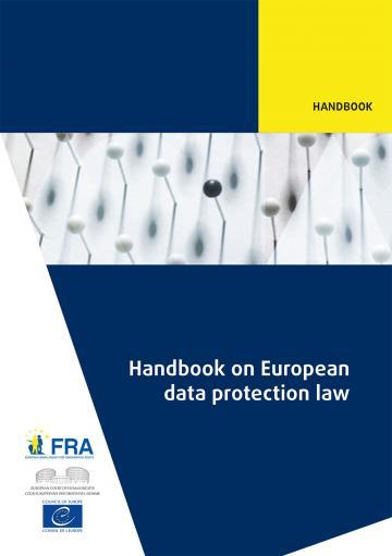 Handbuch zum europäischen Datenschutzrecht