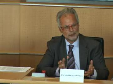 Ioannis Dimitrakopoulos at LIBE/FEMM Committee at the European Parliament