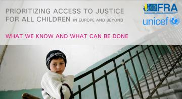 Prioritizing access to justice for all children in Europe and beyond - Conference 3 June
