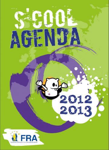 S'cool Agenda 2012-2013 cover
