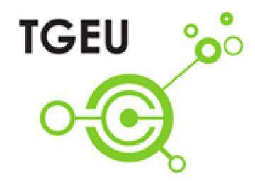 TGEU conference logo