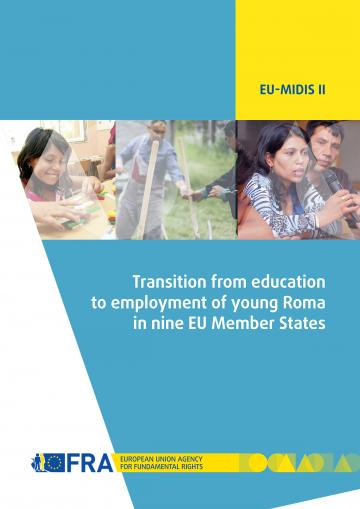 Transition from education to employment of young Roma in nine EU Member States