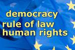 Video Blog by Michael O'Flaherty: European values