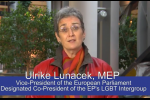 LGBTI event - Video message Ulrike Lunacek