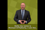 Video blog by Michael O'Flaherty: Challenges facing civil society in Europe