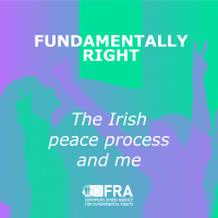 The Irish peace process and me