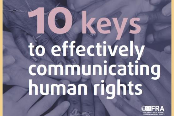 So vermitteln Sie Menschenrechte wirkungsvoll